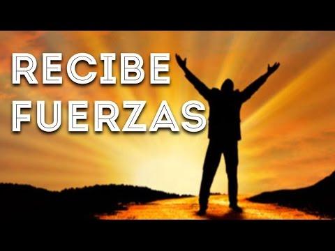 Recibe fuerzas de parte de Dios | Domingo 15 de Enero