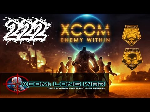 Let's Play XCOM: Long War - Ep. 222 - Disappearing Cover & Floating!