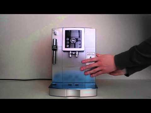 Оснащение кофемашины Delonghi ECAM 23.420