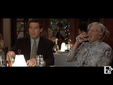'Mrs. Doubtfire' - Robin Willi is listed (or ranked) 2 on the list The Most Memorable Dinner Scenes, Ranked
