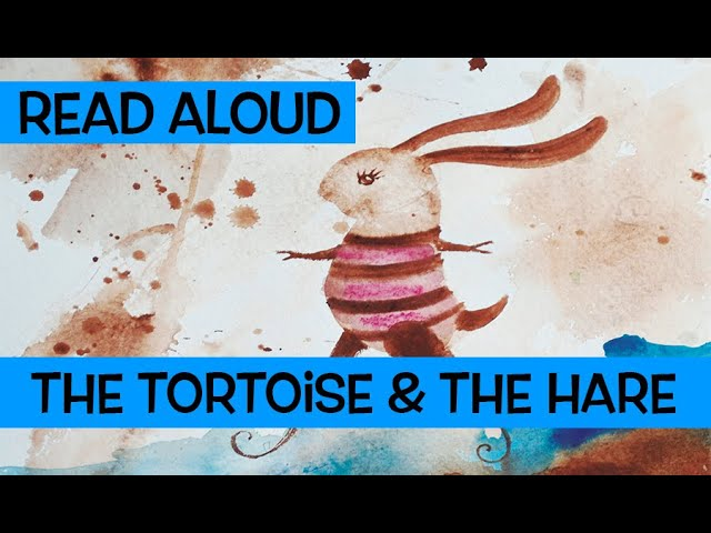 Read aloud - The Tortoise and the Hare | Musical Fairytales