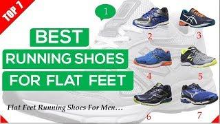 Best Running Shoes For Flat Feet || 7 Top Flat Feet Running Shoes Reviewed