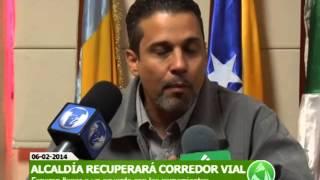 ALCALDÍA DE VALERA RECUPERARÁ CORREDOR VIAL