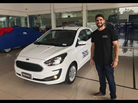 Avaliacao Ford Ka 1 0 Se Plus 2019 Youtube