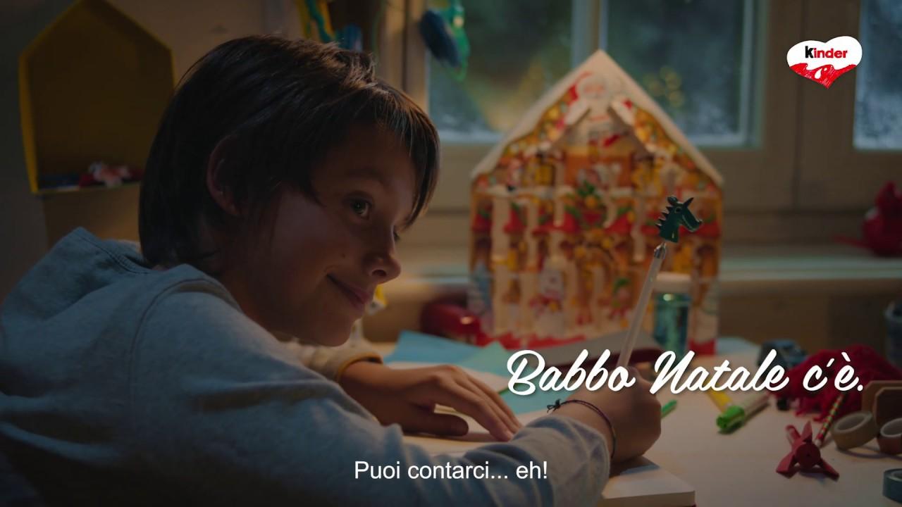Download Natale 2018 Kinder - Lettera per Babbo Natale - spot 15 sec.