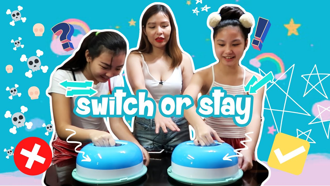 DON'T CHOOSE THE WRONG MYSTERY SAUCE SWITCH UP CHALLENGE | ULTIMATE PRANK KAY ALEXA | Aurea & Alexa