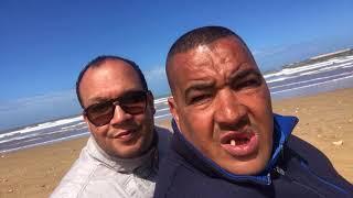 Simo Daher  - نيبا يعود من جديد: كيتعلم لكواد فشاطئ الصويرة