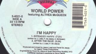 World Power feat. Althea McQueen ‎– I