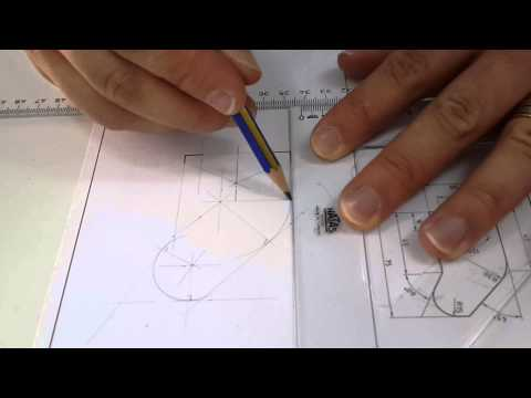 Technical Drawing Tutorial 1
