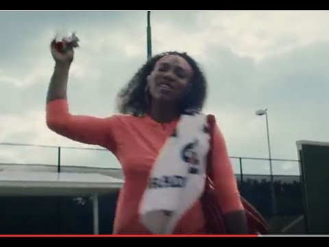 Gatorade Commercial 2016 Serena Williams Bars All of the Lights
