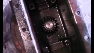 Remont kosiarki rotacyjnej Z105