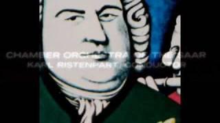 Bach / Karl Ristenpart, 1960: Brandenburg Concerto No. 2, BWV 1047 - Chamber Orchestra of the Saar