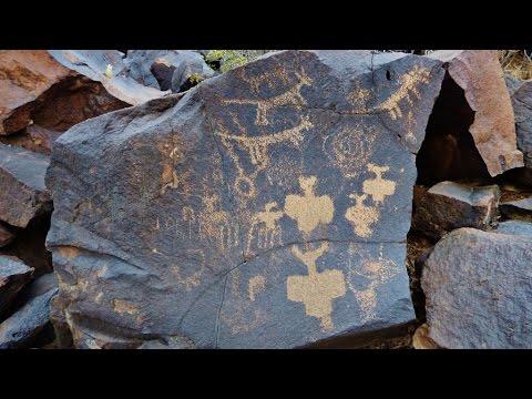 Quail Point Petroglyphs - Arizona
