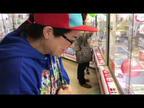 The Time We Won them ALL!!!!!! UFO CATCHER