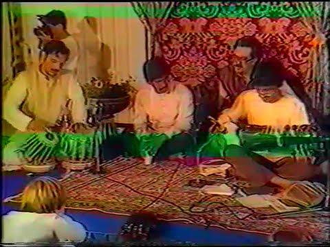 1988-0813 Musical Evening, Givrins Ashram, Switzerland