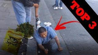 TOP 3 - Šokujících videí ukazujících