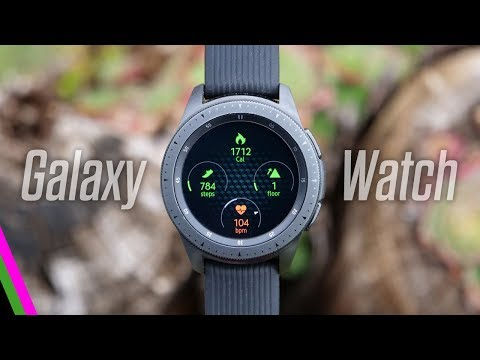 Samsung Galaxy Watch – The Review