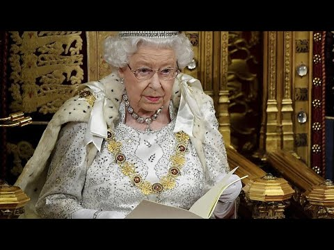 Rainha Isabel II revela parte do plano de Boris Johnson além Brexit