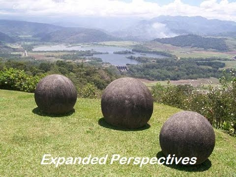 The Stone Spheres of Costa Rica/The Olmecs
