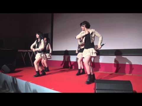 Shinning「赤い情熱 (SUPER☆GiRLS)」2015/06/20