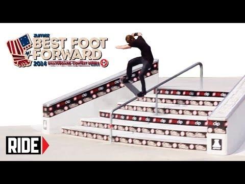 Nyjah Huston & AYC Crew @ Zumiez Best Foot Forward - Gainesville, FL