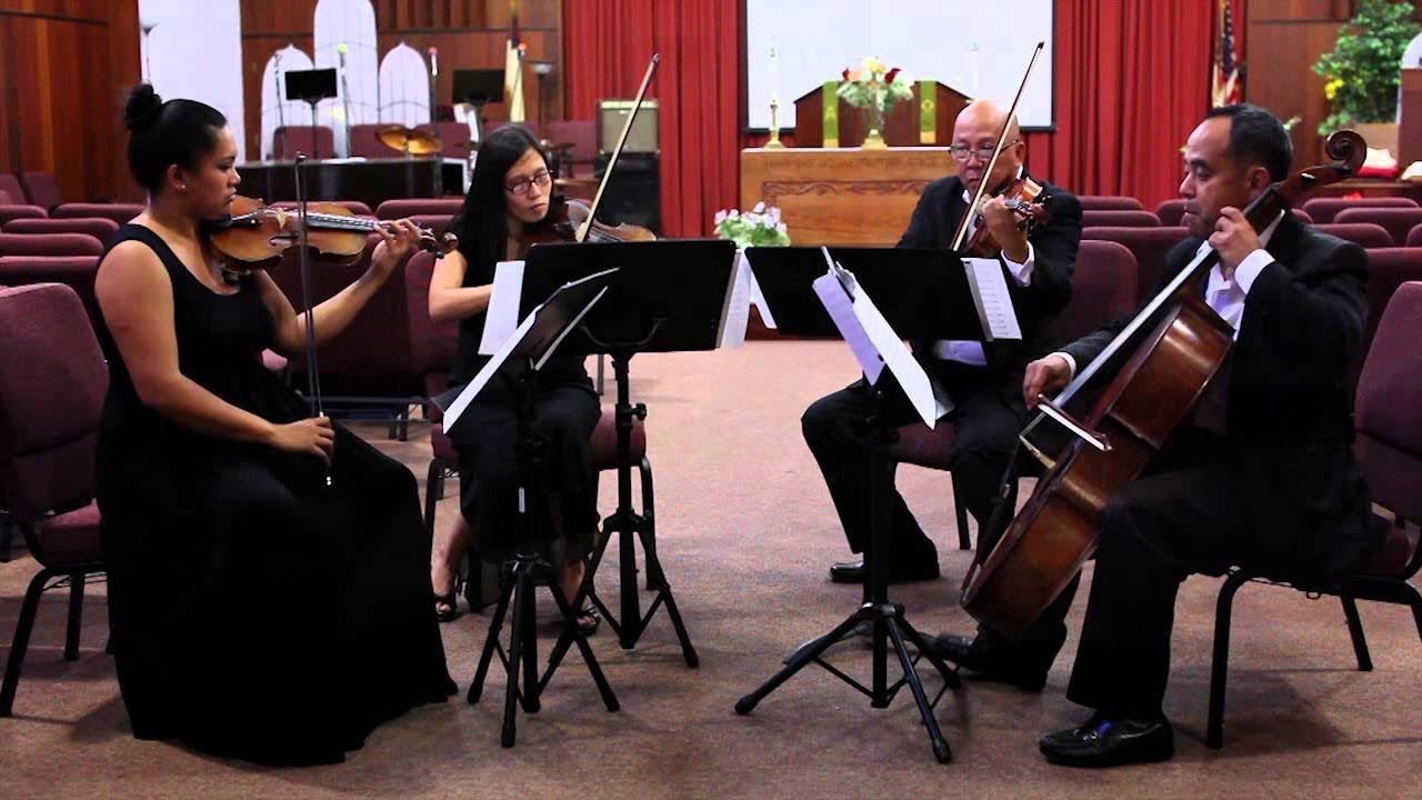 Viva La Vida Coldplay String Quartet By The Ocdamia Strings