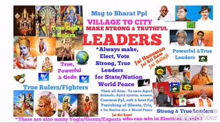 Survey says to make/Vote Strong/Leaders for Bharat/Hindustan for World Peace/Politicians/Leaders/Ind