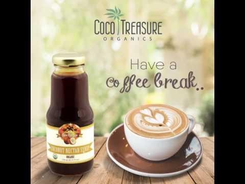Organic Coconut Nectar Syrup