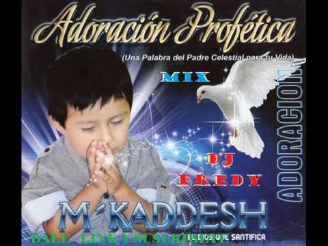 MIX M´KADDHES DJ FREDY