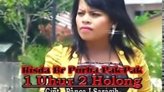 Download lagu 1 UHUR 2 HOLONG LAGU SIMALUNGUN RISDA Br PURBA PAK-PAK  (Official Musik Video) Cipt. Panca i Saragih