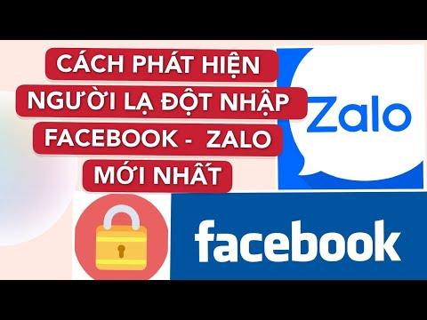 kiểm tra tài khoản facebook có bị hack không - CÁCH PHÁT HIỆN  KHI BỊ THEO DÕI -  FACEBOOK - ZALO/ ĐƠN GIẢN/ ( HẰNG KOBE)