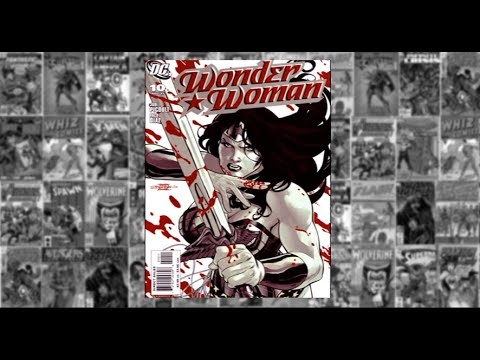 "Wonder Woman: v3 #10 ""Love and Murder"" Part Five"