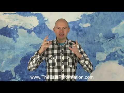 """16 урок """"Завет: Удивительный и Освобождающий"""" - Торбен Сондергаард."""