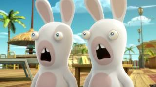 Rabbids Invasion - Hypno Rabbid