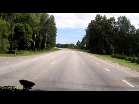 ESTONIA Saaremaa, Muhu; Kuke küla-Kuivastu - FAST