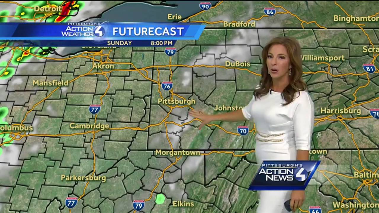 Pittsburgh's Action Weather forecast