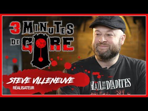 3 minutes de gore | S01 E13 | Steve Villeneuve