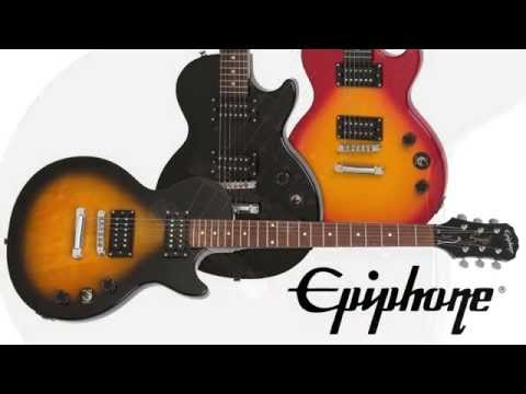 The Epiphone Les Paul Special-II