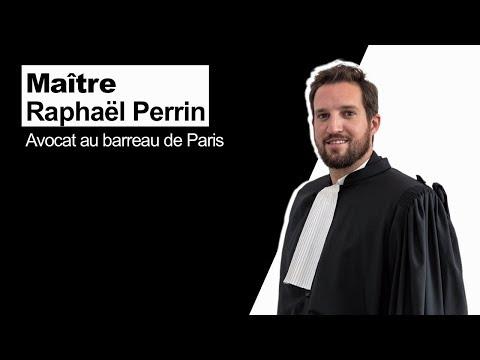 Découvrez Maître Raphaël Perrin avocat en droit des sociétés à Paris 75001