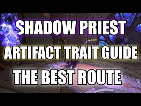 Shadow Priest Artifact Trait Path Guide - The Best Route
