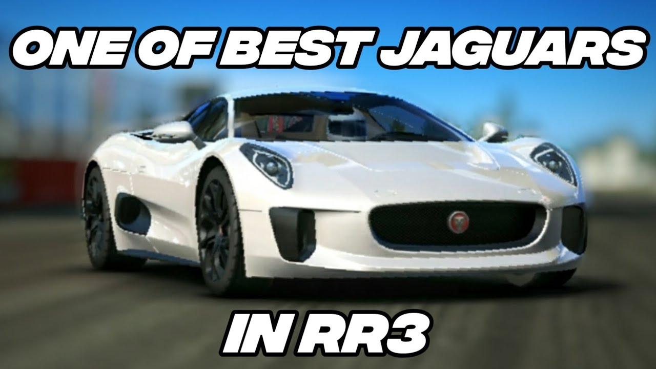 Jaguar C-X75 - Real Racing 3 Gameplay 2020 - YouTube