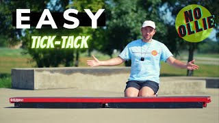 How to tick tack into a 50-50