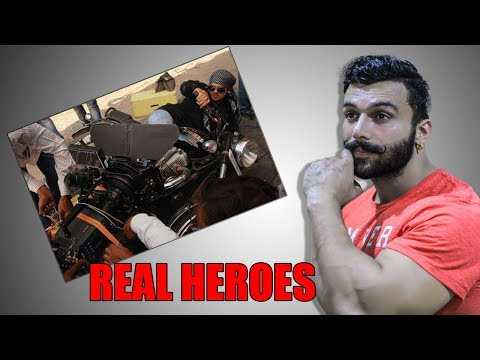 Real Life Heroes | Stunts man | transformation | PANGHAL FITNESS