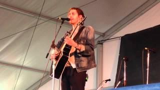 "Hozier- ""Cherry Wine"" Newport Folk Festival 2014"