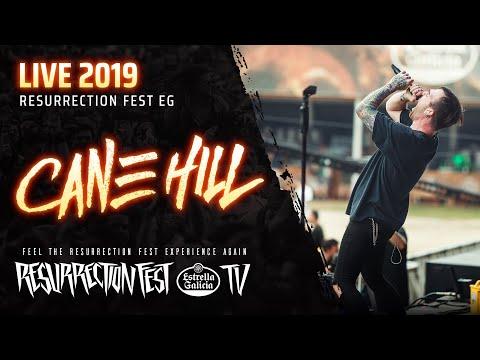 Cane Hill - Live at Resurrection Fest EG 2019 (Viveiro, Spain) [Full Show]