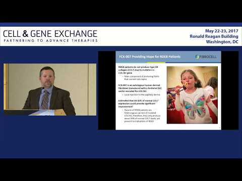 Cell & Gene Exchange, May 2017: Fibrocell Science, Inc.