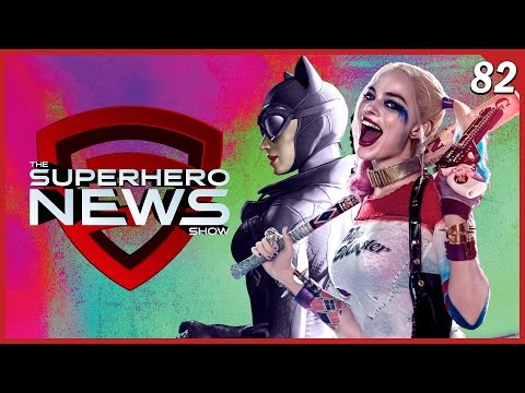 Superhero News #82: Margot Robbie to star in Gotham City Sirens