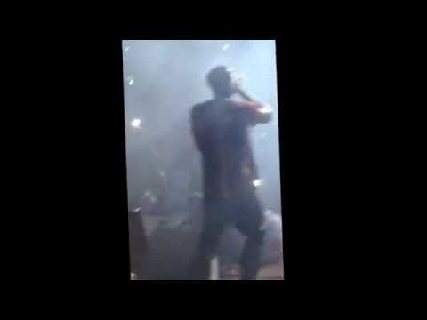 Meek Mill - Ain't Me live on stage