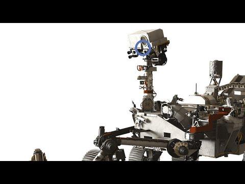 Le son des tirs laser de Perseverance sur Mars