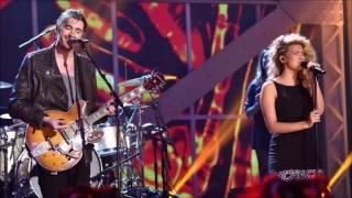 Tori kelly & Hozier - Blackbird at the VH1 Awards